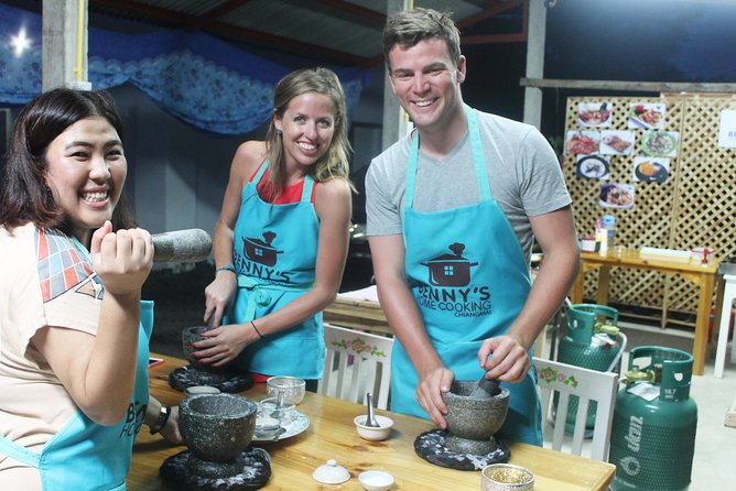Private Dinner Cooking Class with Benny in Chiang Mai photo 72