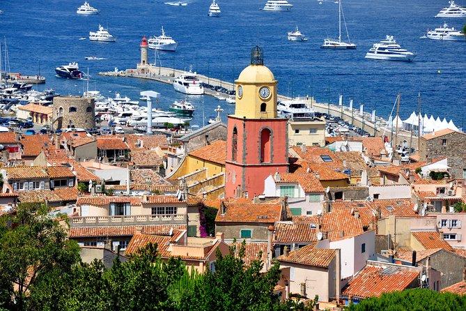 Tour St Tropez Port Grimaud