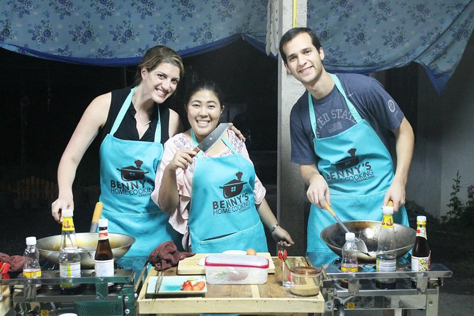 Private Dinner Cooking Class with Benny in Chiang Mai photo 25