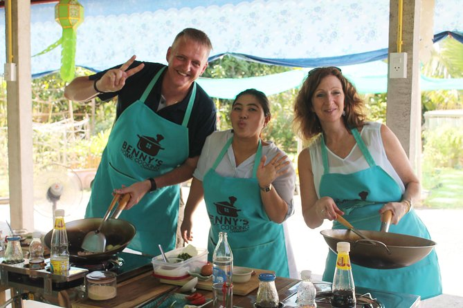 Private Dinner Cooking Class with Benny in Chiang Mai photo 38