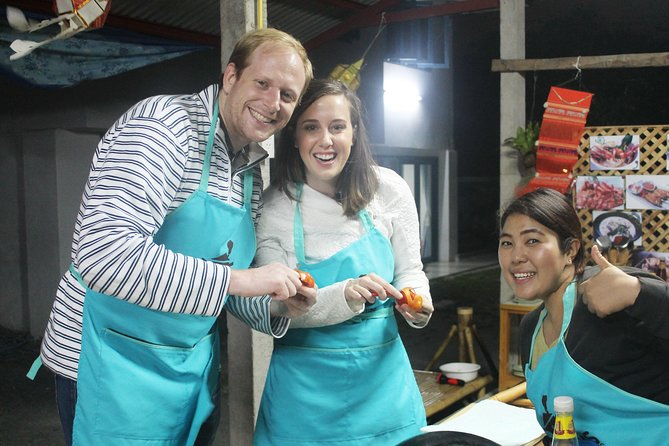 Private Dinner Cooking Class with Benny in Chiang Mai photo 4