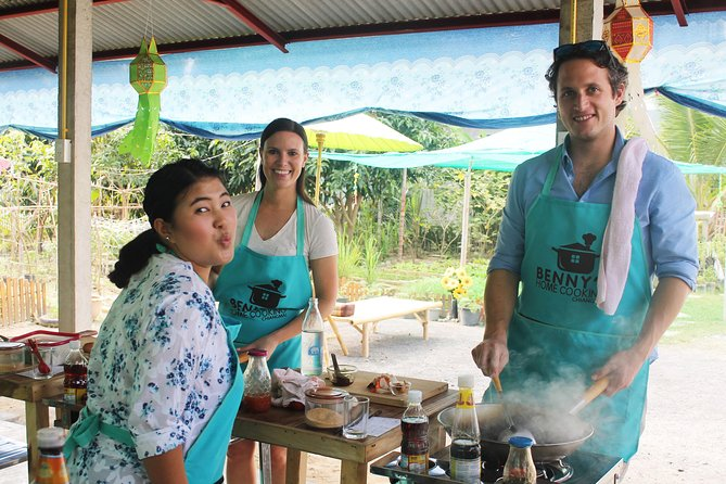 Private Dinner Cooking Class with Benny in Chiang Mai photo 37