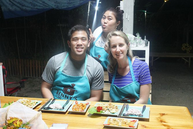 Private Dinner Cooking Class with Benny in Chiang Mai photo 67