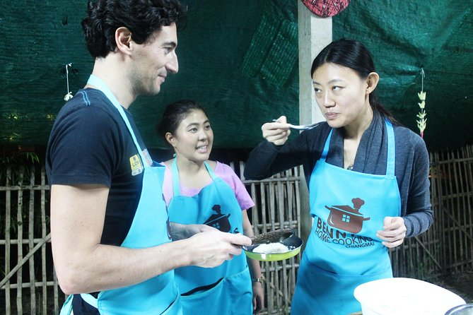 Private Dinner Cooking Class with Benny in Chiang Mai photo 59