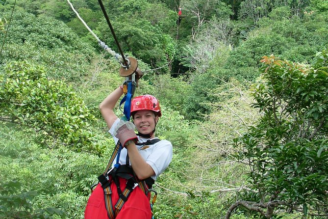 Shore Excursion Zip Line Tour and other Attractions from the countryside
