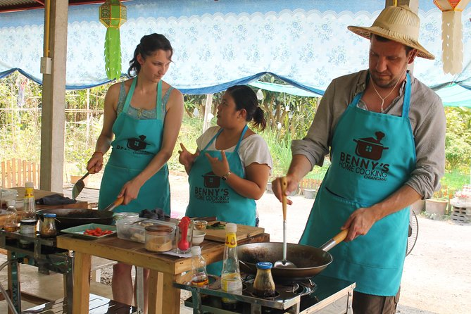Private Dinner Cooking Class with Benny in Chiang Mai photo 40