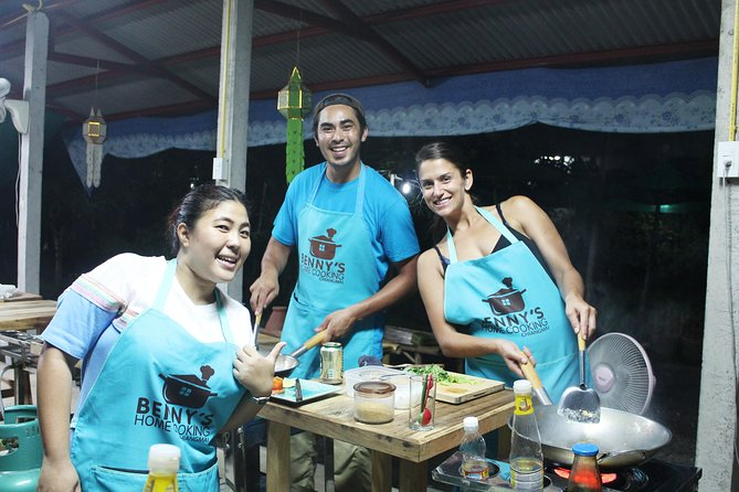 Private Dinner Cooking Class with Benny in Chiang Mai photo 81
