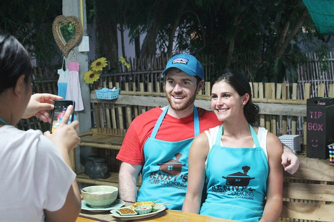 Private Dinner Cooking Class with Benny in Chiang Mai photo 63