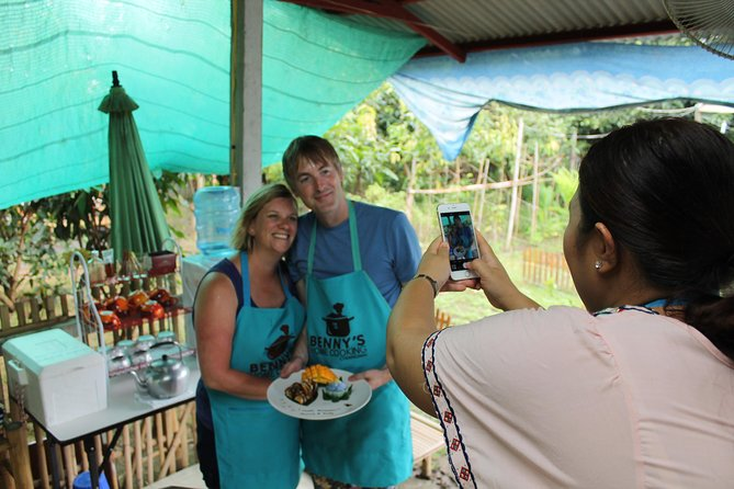Private Dinner Cooking Class with Benny in Chiang Mai photo 79