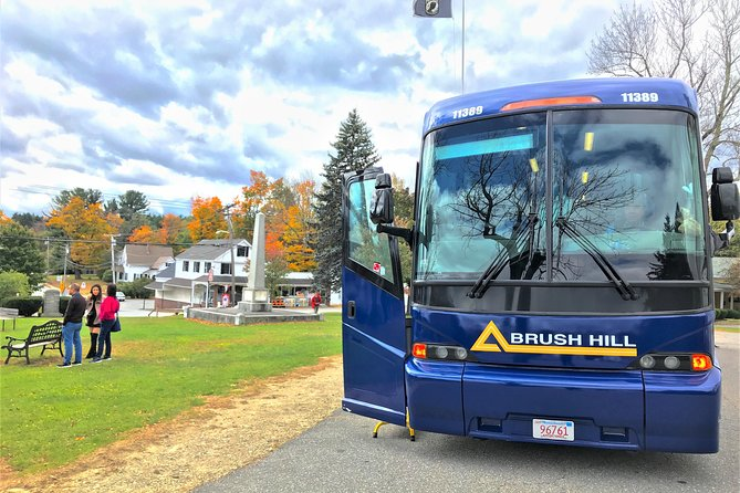 Autumn in New England: Fall Foliage Sightseeing Day-Trip with Lunch from Boston photo 8
