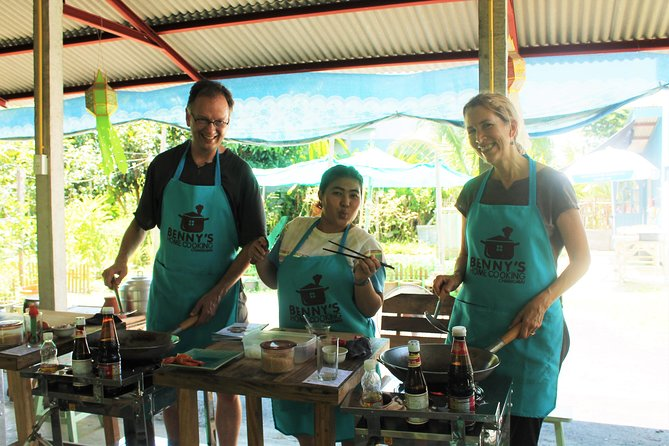 Private Dinner Cooking Class with Benny in Chiang Mai photo 83