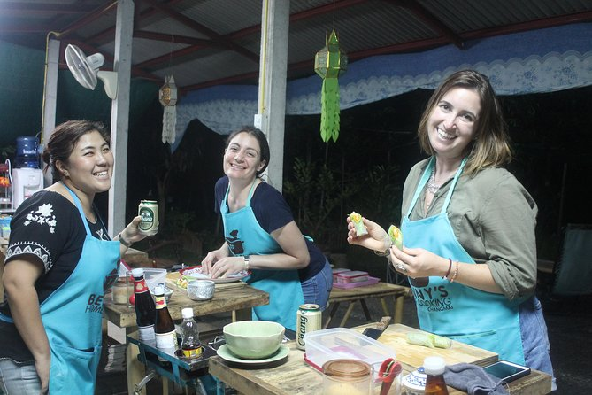 Private Dinner Cooking Class with Benny in Chiang Mai photo 11