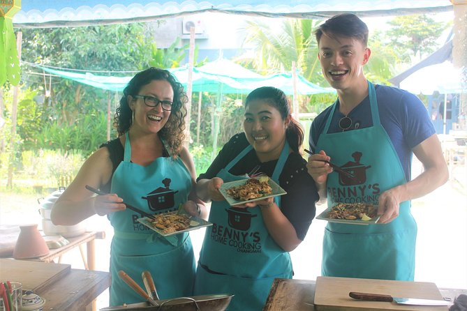 Private Dinner Cooking Class with Benny in Chiang Mai photo 69