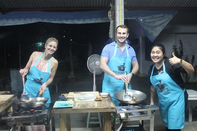 Private Dinner Cooking Class with Benny in Chiang Mai photo 13