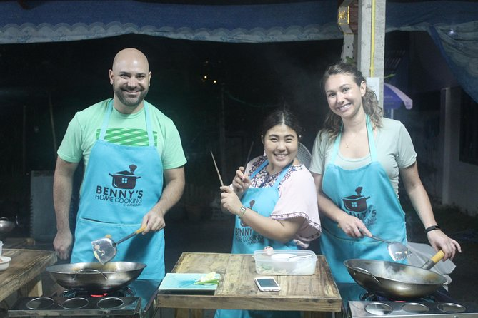 Private Dinner Cooking Class with Benny in Chiang Mai photo 41
