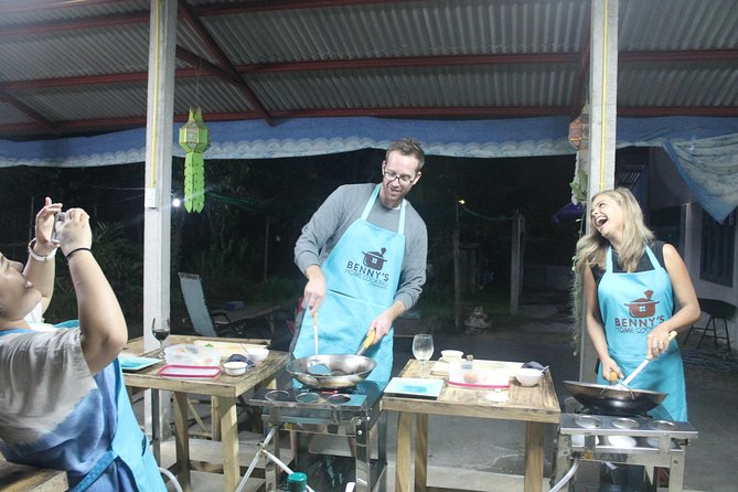 Private Dinner Cooking Class with Benny in Chiang Mai photo 8