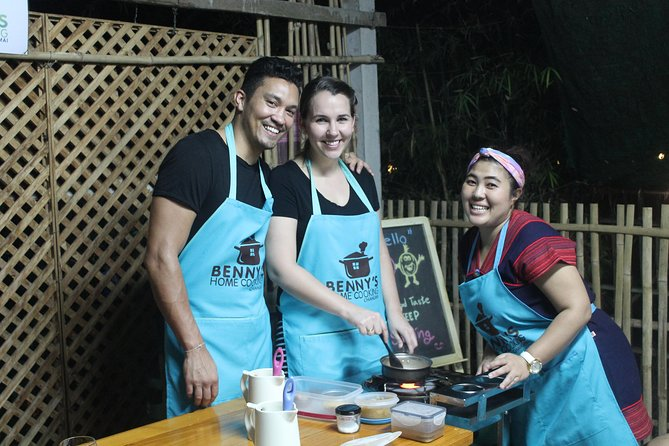 Private Dinner Cooking Class with Benny in Chiang Mai photo 14