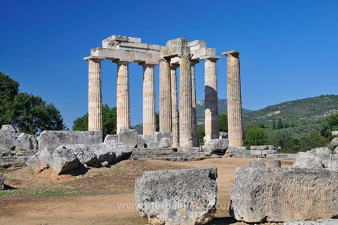 Ancient Corinth, Ancient Nemea, Wineries, Full Day Guided Private Tour