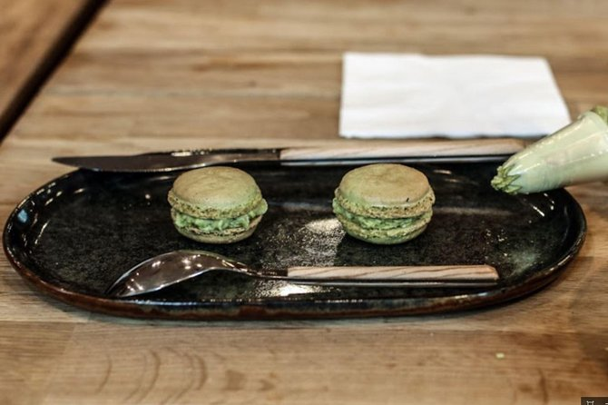 Macaron Bakery Class at Galeries Lafayette Paris photo 9