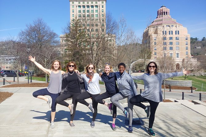 Asheville's Urban Wellness Tour - a walking tour with a wellness twist! photo 3