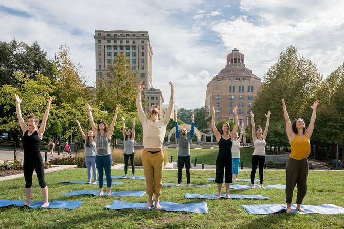 Asheville's Urban Wellness Tour - a walking tour with a wellness twist! photo 1