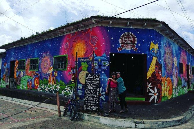 Ruta de las Flores : Nahuizalco, Ataco, Coffee Tour, Hotsprings Santa Teresa.