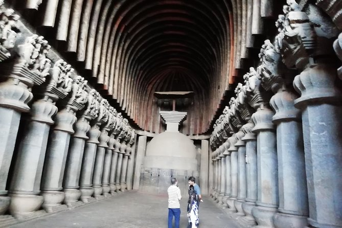 Motorcycle tour from Mumbai to Karla & Buddhist Caves