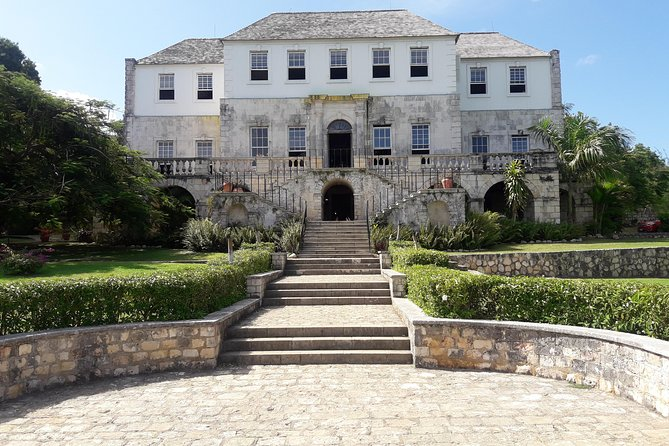 Round-Trip Shuttle Transportation to Rose Hall Great House from Falmouth