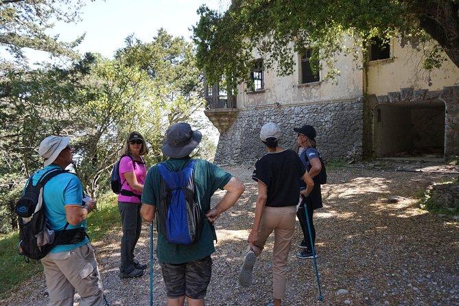 Hiking Profitis Ilias Mountain