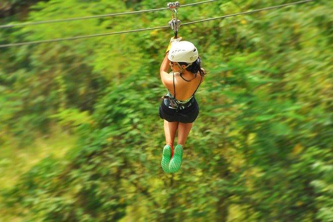 Good Hope Aqua Thrill-Seeker & Adventure Falls from Negril