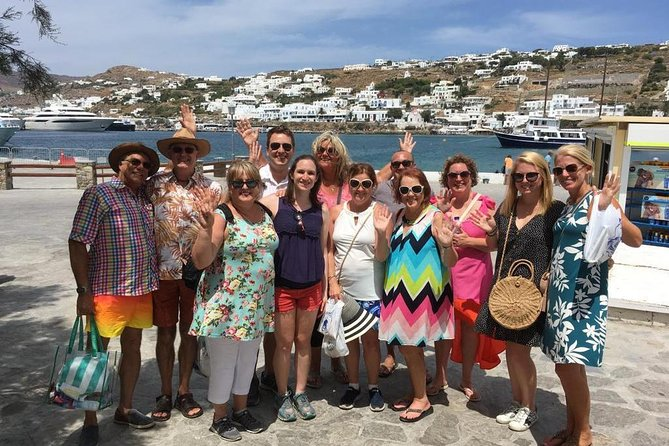 Half-Day Small-Group Guided Tour of Mykonos photo 13
