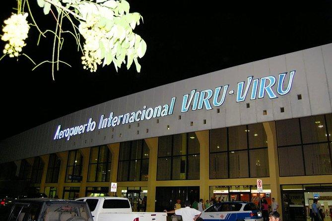 Midnight Transfer In from Viru Viru International Airport to Santa Cruz -Bolivia