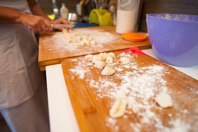 Private Pasta & Tiramisu Class at Cesarina's home with tasting: Vietri sul Mare