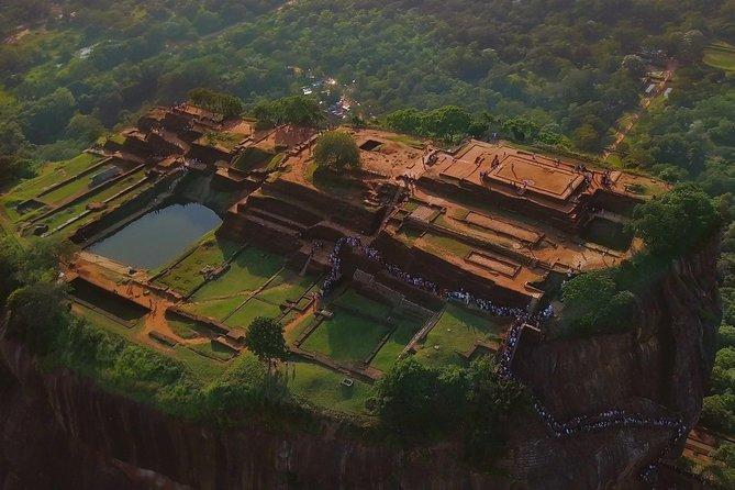 "Sigirya Pidurangala & Kaudulla Sri Lanka ""The Golden Voyage"""