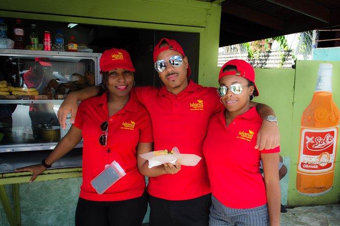 Trinidad Mud Volcano Hike and Food Experience