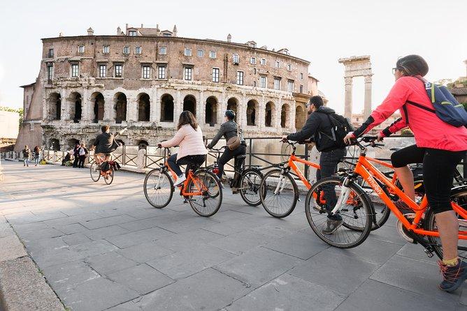 ローマ1日プライベート自転車ツアー:シティセンターとパノラマビュー