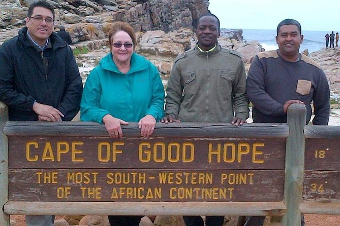 2 Days Best of the Cape Tour with Shark Cage Diving