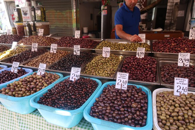 PRIVATE ONLY Off The Beaten Track SAFE Walking Food Tour in Athens