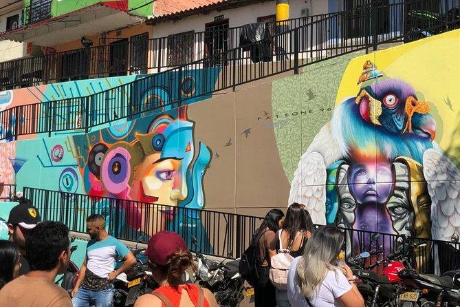 COMMON 13 Graffiti private tour