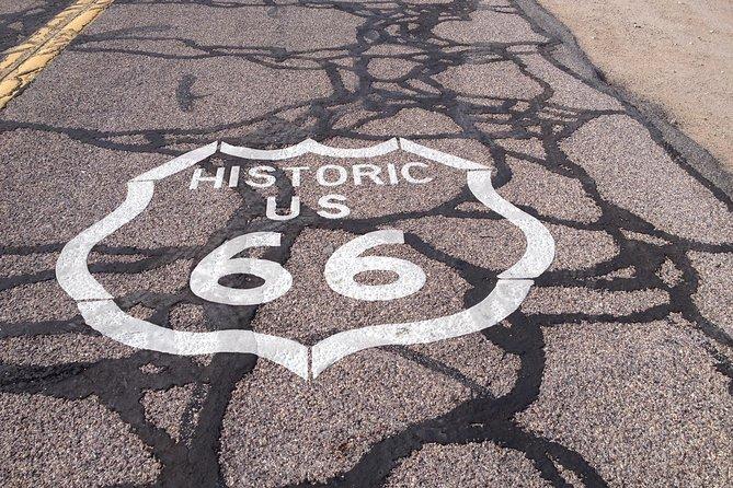 Private Nostalgic Route 66 Tour - Option 1