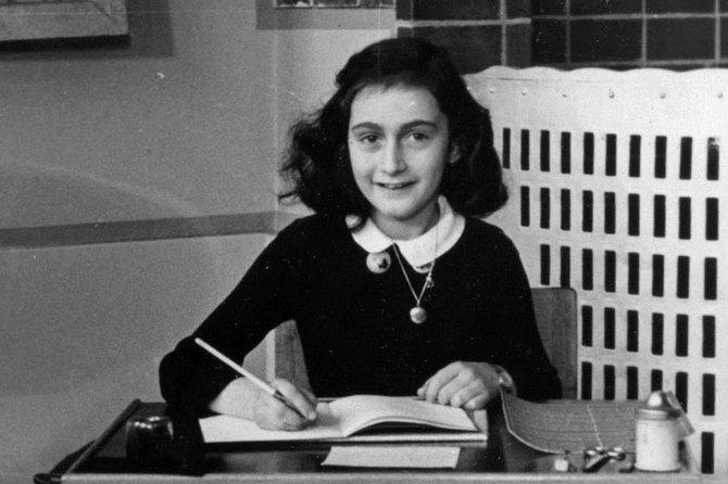 Excursão privada a Anne Frank e bairro judeu de Amsterdã