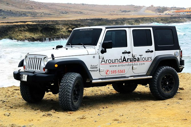 Aruba Private Jeep Tours (Anywhere You Want To Go)