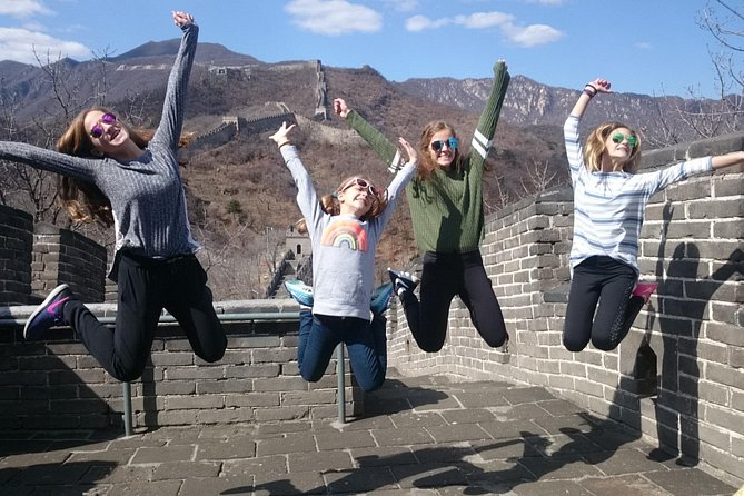 Mini Group Beijing Day Tour to Forbidden City and Badaling Great Wall, No Shops