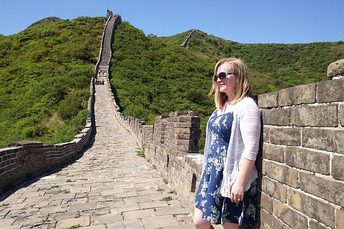 Half-day Great Wall Tour to Mutianyu from Beijing with Round-trip Cable Car