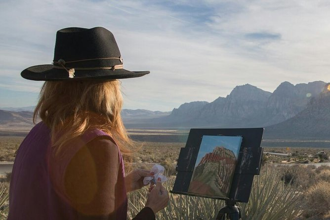 Private Landscape Painting & Hiking Tour