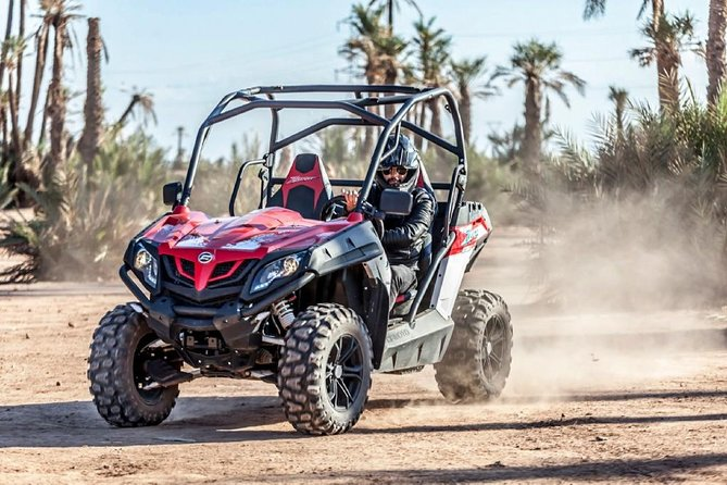 Buggy Tour in the Palm Grove of Marrakech