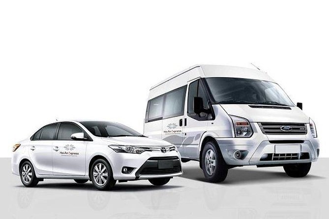 Private Transfer: Da Nang Airport to/from InterContinental Son Tra Peninsula