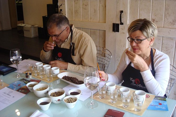 Private Coffee Cupping In Bogota