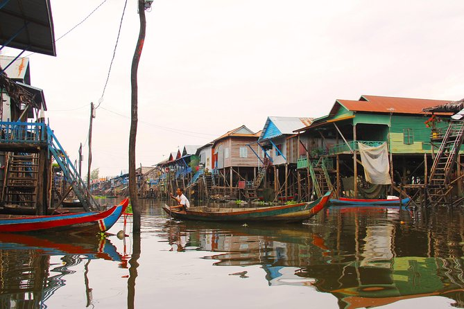 Half-Day Sailing Adventure on Tonle Sap Lake
