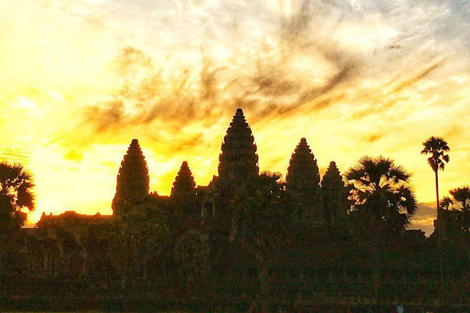 Sunrise Angkor Shared Tour